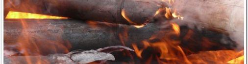 Making Japanese Bamboo coal